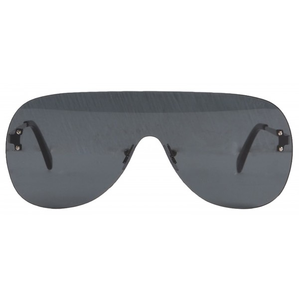 Emilio Pucci - Black Mask Sunglasses - 46549497UW - Sunglasses - Emilio Pucci Eyewear