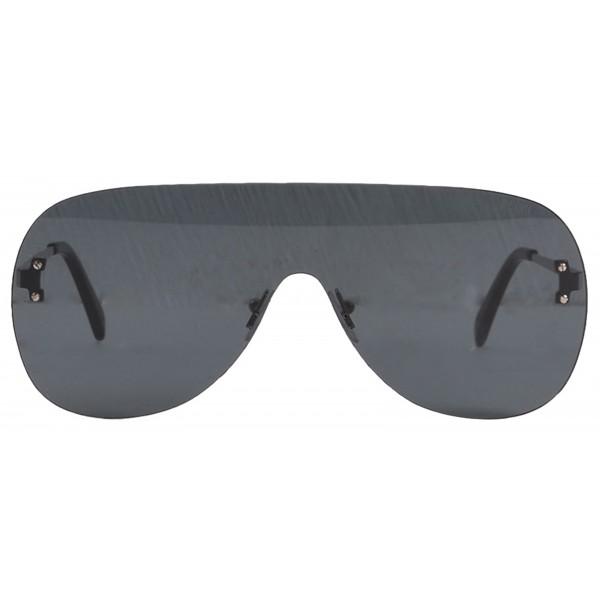 Emilio Pucci - Occhiali da Sole Maschera Neri - 46549497UW - Occhiali da Sole - Emilio Pucci Eyewear