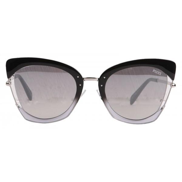 cheaper a1c06 69847 Emilio Pucci - Occhiali da Sole Cat-Eye Grigi - 46549544EA - Occhiali da  Sole - Emilio Pucci Eyewear