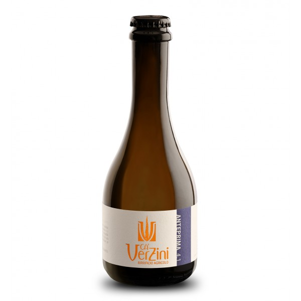 Ca' Verzini - Birrificio Agricolo - Anteprima 4.1 Brown Ale - Birra Speciale - Birra Artigianale Italiana Alta Qualità - 330 ml