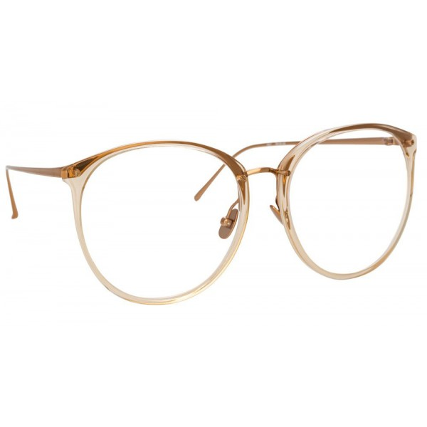 Linda Farrow - 747 C10 Oversized Optical Frames - Ash - Linda Farrow Eyewear