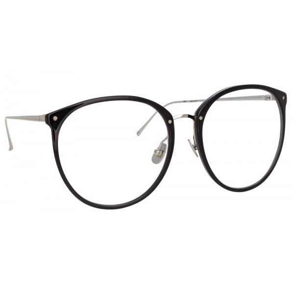 Linda Farrow - 747 C8 Oversized Optical Frames - Black - Linda Farrow Eyewear