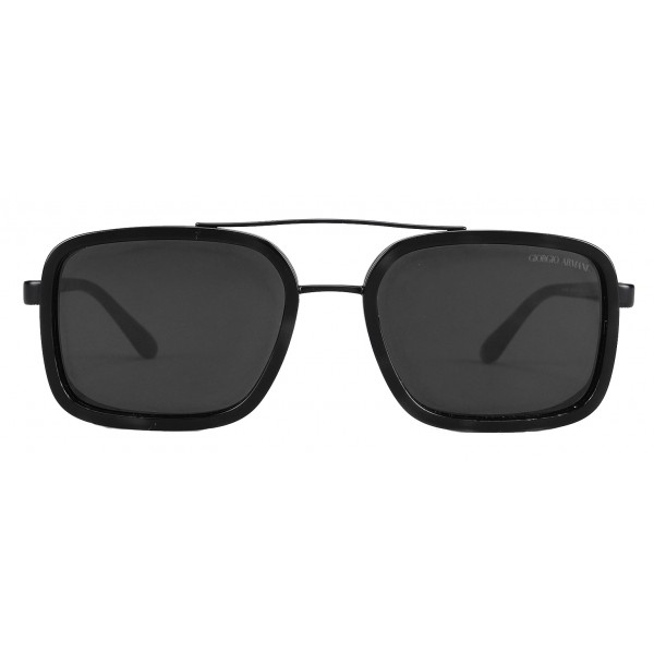 96bf300117d2 Giorgio Armani - Catwalk - Catwalk Sunglasses with Folding Rods - Black -  Sunglasses - Giorgio
