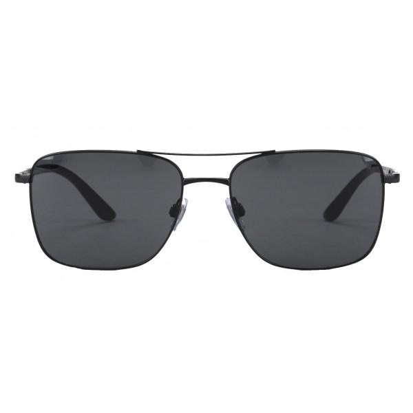 a240a62bdfc9 Giorgio Armani - Essential - Sunglasses with Metal Frame - Anthracite -  Sunglasses - Giorgio Armani