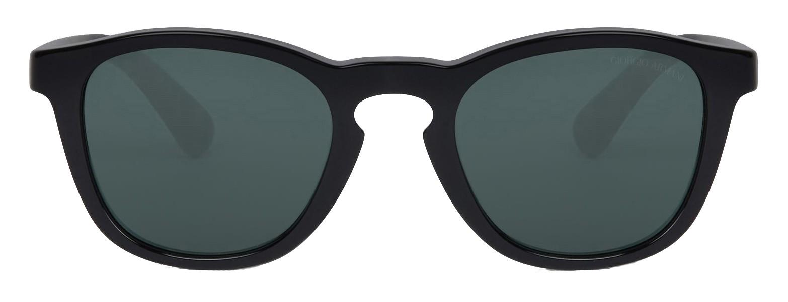 b728ffaa2a5d Giorgio Armani - Bi Color - Sunglasses with Bi Color Frame - Black -  Sunglasses - Giorgio Armani Eyewear - Avvenice