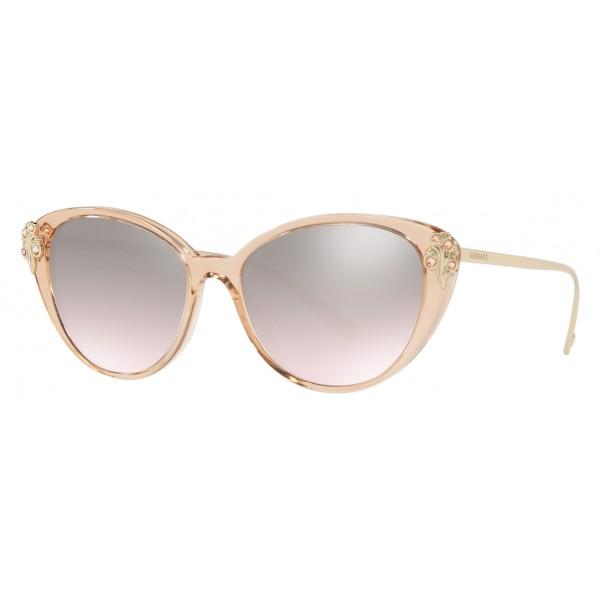 Versace - Occhiale da Sole Versace Baroccomania - Marroni - Occhiali da Sole - Versace Eyewear