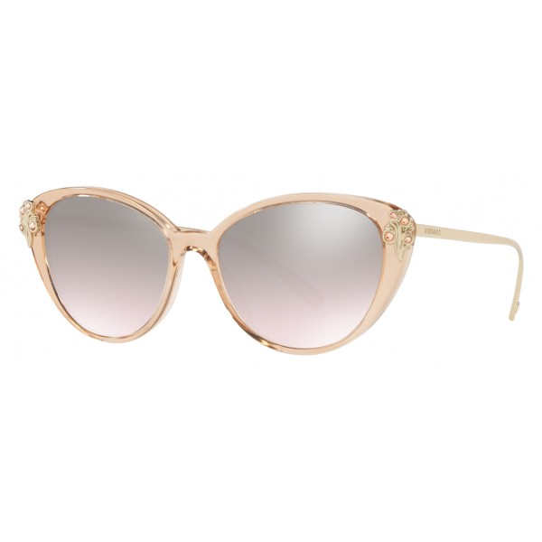 11b061496edc Versace - Sunglasses Versace Baroccomania - Brown - Sunglasses - Versace  Eyewear