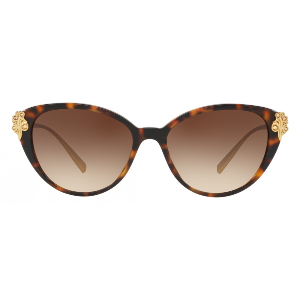 27669c0343e1 Versace - Sunglasses Versace Baroccomania - Havana - Sunglasses - Versace  Eyewear - Avvenice