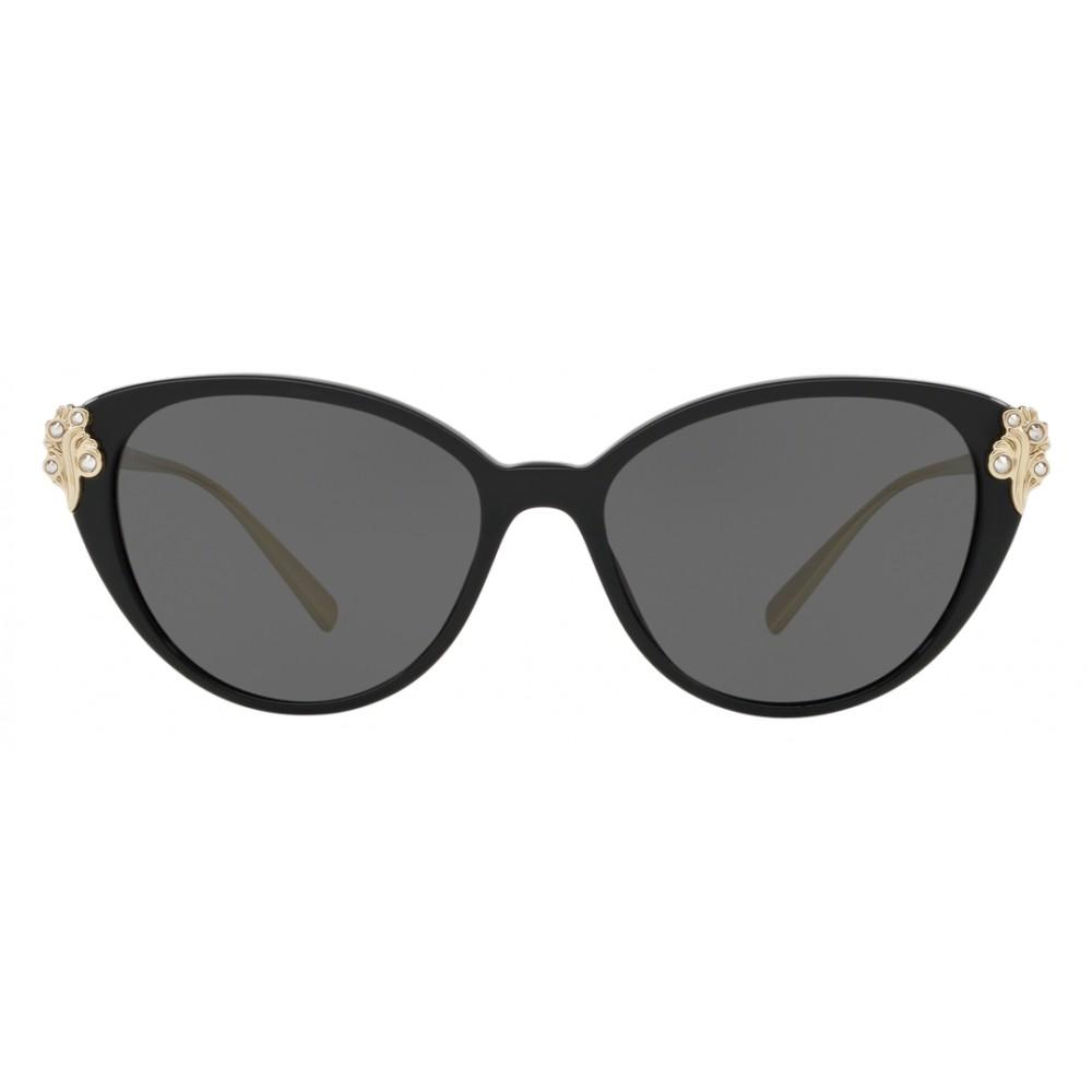 4634c0c8c27a2 ... Versace - Sunglasses Versace Baroccomania - Black Gold - Sunglasses - Versace  Eyewear