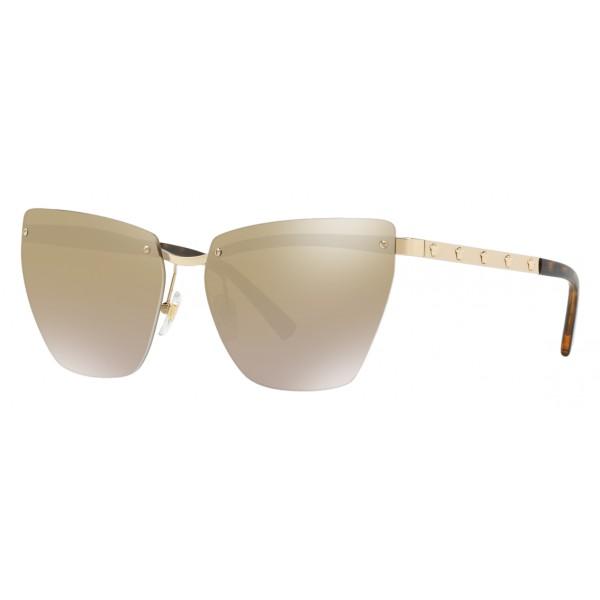 4d1983a6925 Versace - Sunglasses Versace Medusina - Brown - Sunglasses - Versace Eyewear  - Avvenice