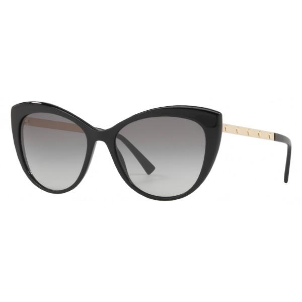 a5560b8075 Versace - Sunglasses Versace Cat Eye Medusina - Black - Sunglasses -  Versace Eyewear - Avvenice