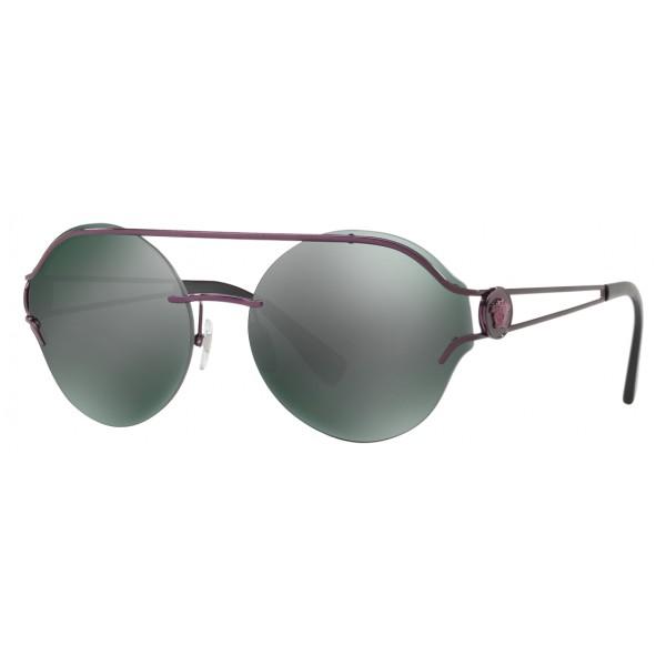 0af49eb71f Versace - Sunglasses Versace V-Powerful - Violet - Sunglasses - Versace  Eyewear - Avvenice