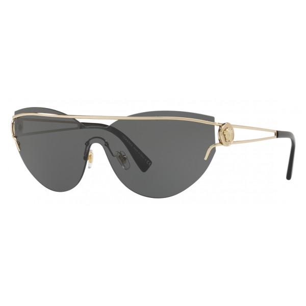 e895f42196 Versace - Sunglasses Versace V-Unified - Mirrored Grey - Sunglasses -  Versace Eyewear - Avvenice