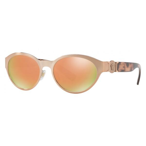 a17144192d8 Versace - Sunglasses Versace Signature - Copper - Sunglasses - Versace  Eyewear - Avvenice