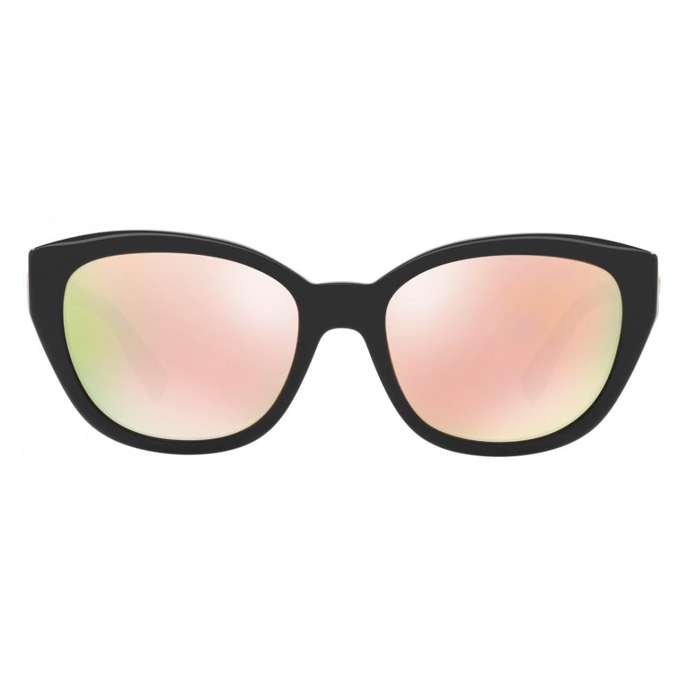 8a8ed0bea3397 ... Versace - Sunglasses Versace Clear Medusa Cat-Eye - Black Rose -  Sunglasses - Versace