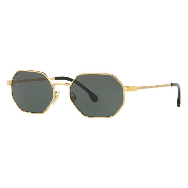 V Octagon Green Versace Sunglasses Vintage 8OaEEx