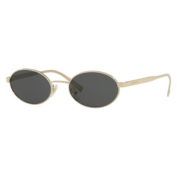 816930c78ed Versace - Sunglasses Versace V-Matrix - Grey - Sunglasses - Versace Eyewear