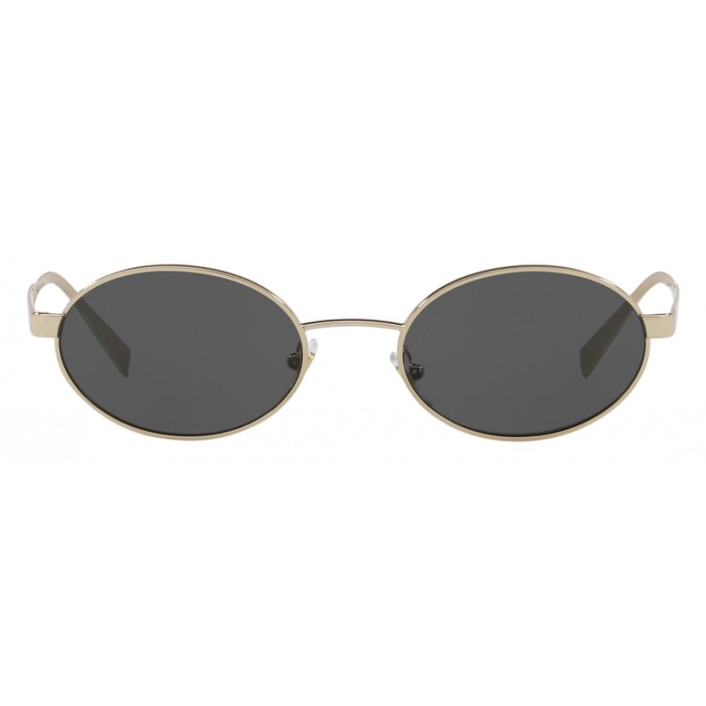 507be195f1e ... Versace - Sunglasses Versace V-Matrix - Grey - Sunglasses - Versace  Eyewear