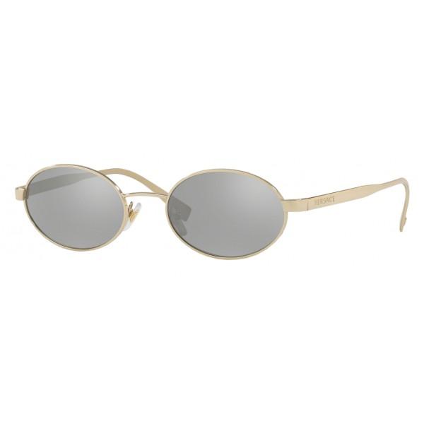 e8113f566b0 Versace - Sunglasses Versace V-Matrix - Gold - Sunglasses - Versace Eyewear