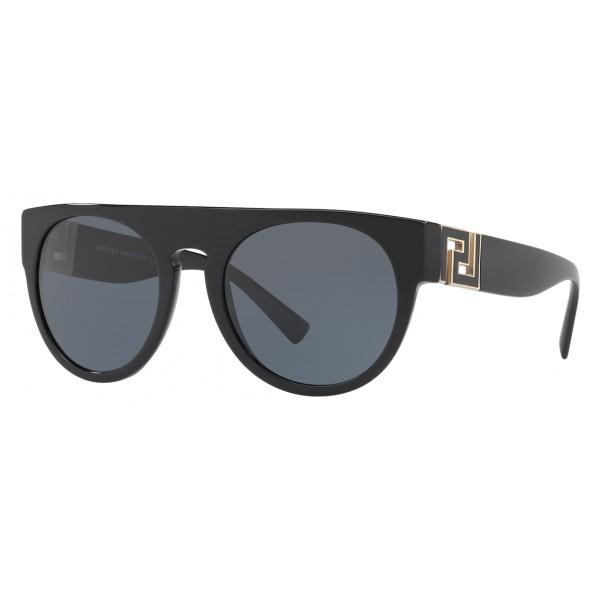 04da88ca8421 Versace - Sunglasses Versace with Greca - Neri - Sunglasses - Versace  Eyewear