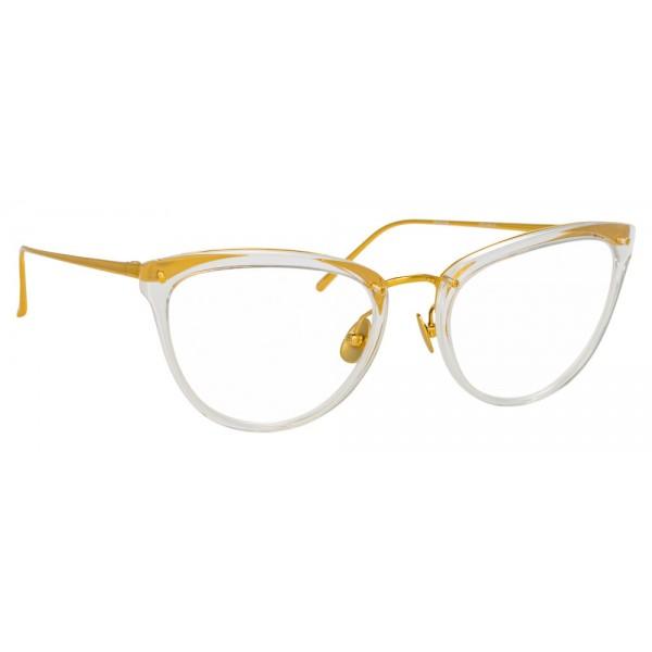 Linda Farrow - Occhiali da Vista Cat Eye 683 C14 - Chiari - Linda Farrow Eyewear