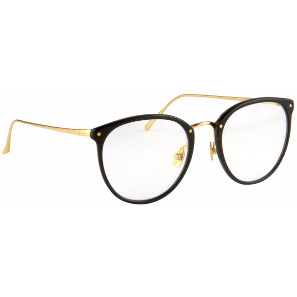 Linda Farrow - 251 C1 Oval Optical Frames - Nero - Linda Farrow Eyewear