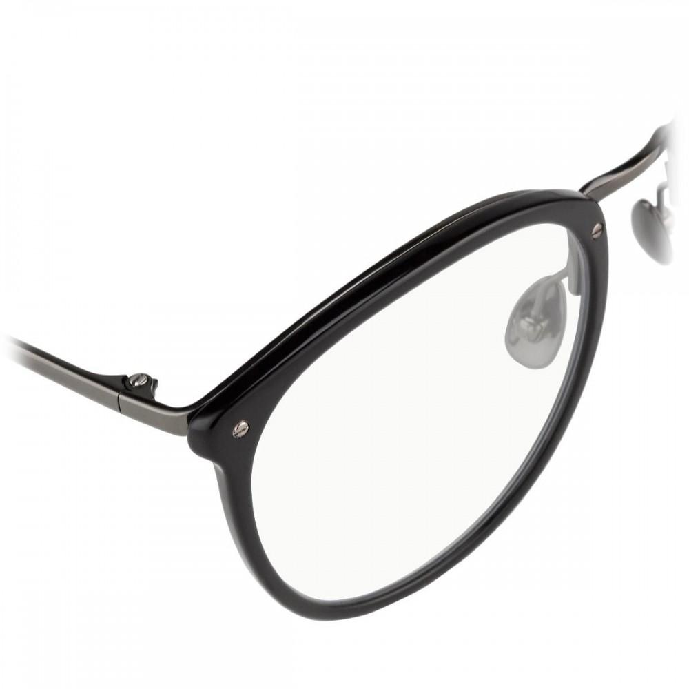 dca2d59add74 ... Linda Farrow - 251 C21 Oval Optical Frames - Clear - Linda Farrow  Eyewear