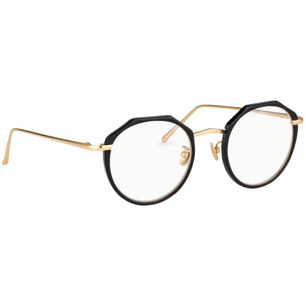 c9eff6081 Linda Farrow - 367 C1 Oval Optical Frames - Ash - Linda Farrow Eyewear -  Avvenice
