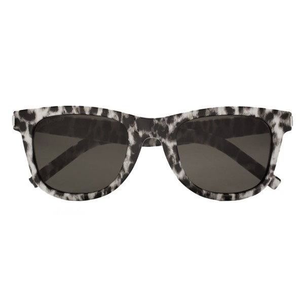 Yves Saint Laurent - Classic SL 51 Leopard Sunglasses - Sunglasses - Saint Laurent Eyewear