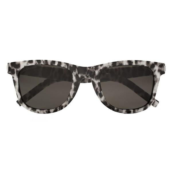 Yves Saint Laurent - Occhiali da Sole Classici 51 a Motivo Leopardo - Saint Laurent Eyewear