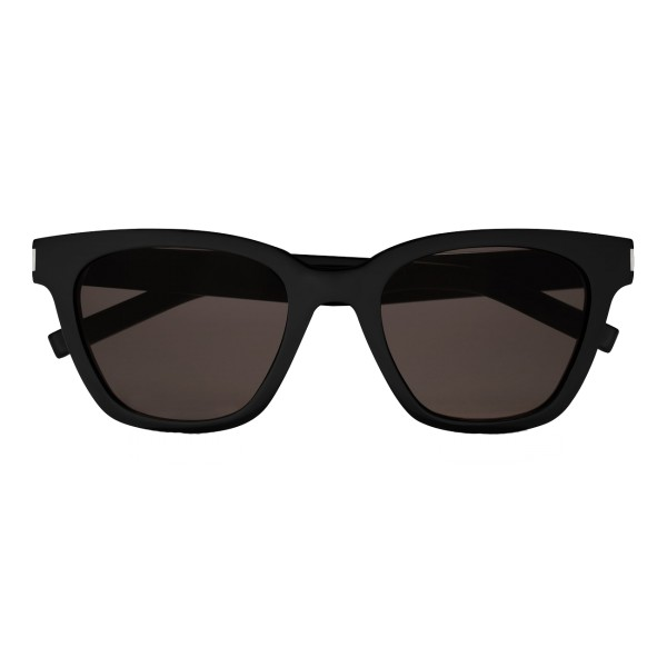 Yves Saint Laurent - Occhiali da Sole Classic SL 51 Small Neri e Grigi - Saint Laurent Eyewear