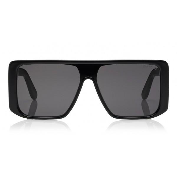 5015036244f3 Tom Ford - Atticus Sunglasses - Oversize Rectangular Acetate Sunglasses -  FT0710 - Sunglasses - Tom Ford Eyewear - Avvenice