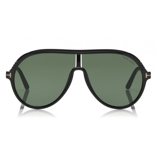 Tom Ford - Montgomery Sunglasses - Occhiali da Sole Pilot in Acetato - FT0647 - Occhiali da Sole - Tom Ford Eyewear