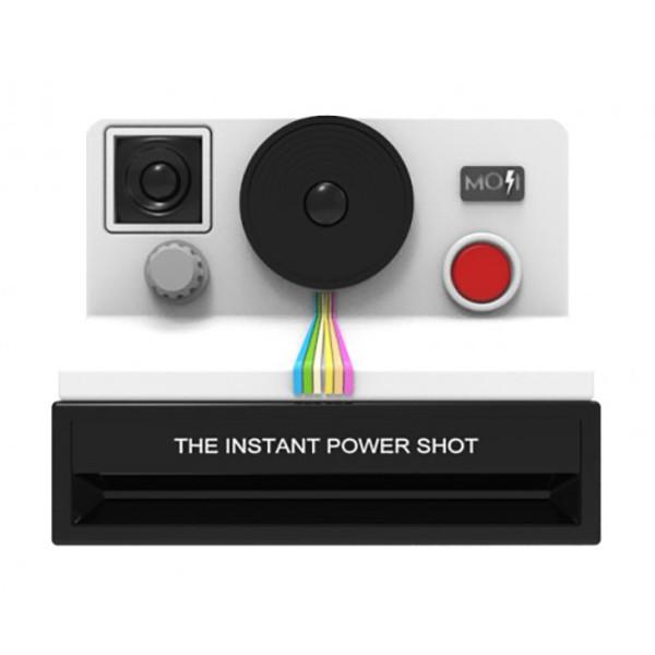 Moji Power - Fotocamera - Camera - Carica Batteria Portatile Alta Capacità Emoji USB - Batterie Portatili - 2600 mAh