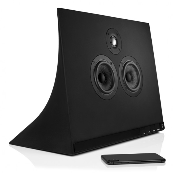 Master & Dynamic - MA770 - Wireless Speaker - Black - Modern Classic Innovative User Interface High Quality Speaker