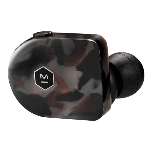 Master & Dynamic - MW07 - Grey Terrazzo Acetate - High Quality True Wireless Earphones
