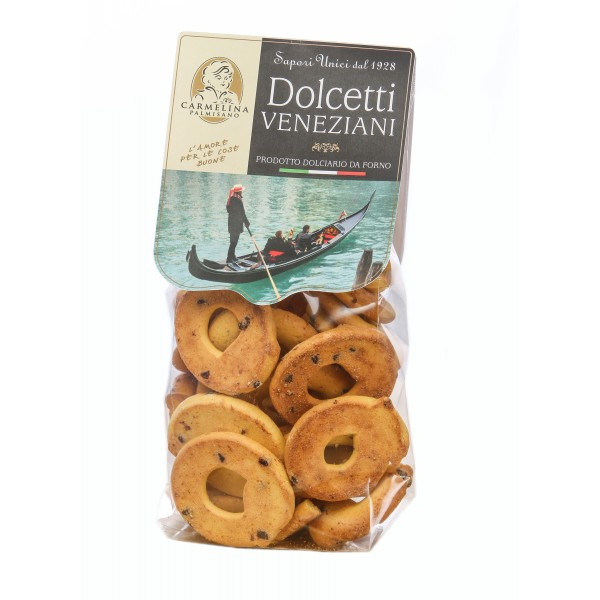 Biscotteria Veneziana - Carmelina Palmisano - Bussola with Chocolate