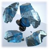 Master & Dynamic - MW07 - Steel Blue Acetate - High Quality True Wireless Earphones