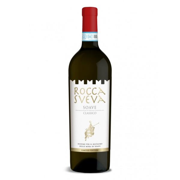 Cantina di Soave - Rocca Sveva - Soave Classico D.O.C. - Limited Edition - Vini Classici D.O.C.