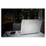 Mikol Marmi - Skin MacBook in Marmo Nero Marquina - 13 - Vero Marmo - MacBook Skin - Apple - Mikol Marmi Collection