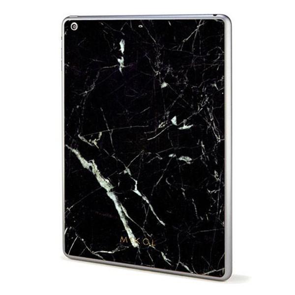 Mikol Marmi - Skin iPad in Marmo Nero Marquina - Vero Marmo - iPad Skin - Apple - Mikol Marmi Collection