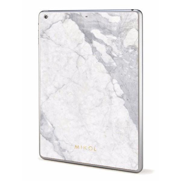 Mikol Marmi - Skin iPad in Marmo Bianco di Carrara - Vero Marmo - iPad Skin - Apple - Mikol Marmi Collection
