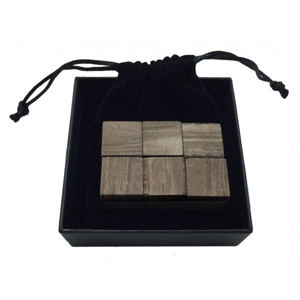 Mikol Marmi - Marble Whiskey Stones - Real Marble - Mikol Marmi Collection