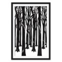 Mikol Marmi - Real Marble Winter Dark Forest - Real Marble - Mikol Marmi Collection