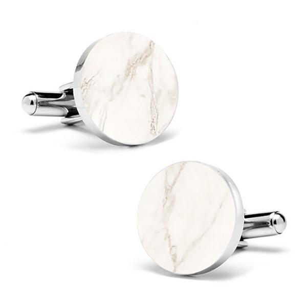 Mikol Marmi - Gemelli Rotondi in Marmo Bianco di Carrara - Vero Marmo - Mikol Marmi Collection