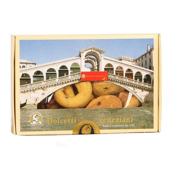 Biscotteria Veneziana - Carmelina Palmisano - Confezione Venezia
