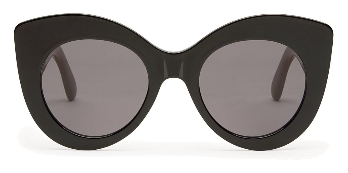 422ffa531d Fendi - F is Fendi - Black and Brown Cat Eye Sunglasses - Sunglasses - Fendi  Eyewear - Avvenice