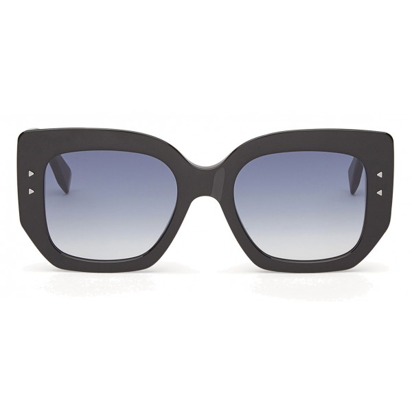 e54e5e966 Fendi - Peeakaboo - Black Square Sunglasses - Sunglasses - Fendi Eyewear -  Avvenice
