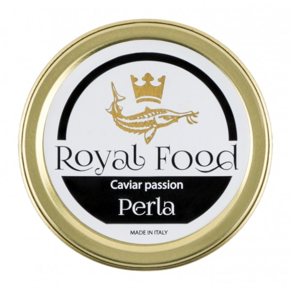Royal Food Caviar - Pearl - Beluga Caviar - Huso and Naccarii Sturgeon - 250 g