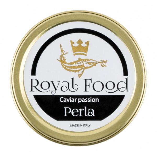Royal Food Caviar - Pearl - Beluga Caviar - Huso and Naccarii Sturgeon - 250 g